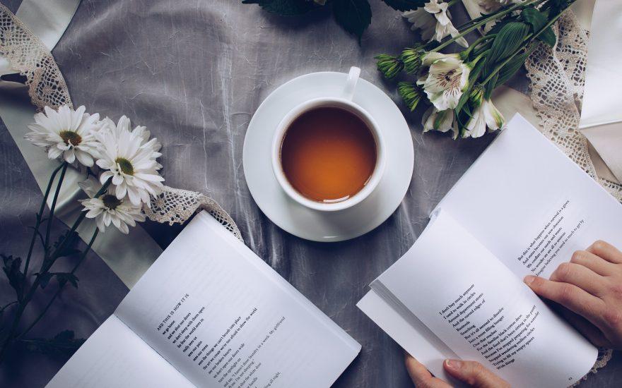 Warum Du jeden Monat mindestens 5 neue Bücher lesen solltest!