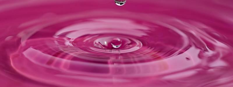 Wassertropfen fallen in Schale, Raindrop Technique ®