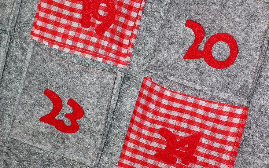 Ätherische Öle Adventskalender 2019