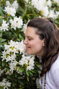 Andrea Beerbaum, Düfte, ätherische Öle, über mich und meinen Weg